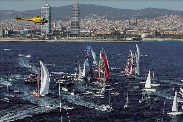 Nace Barcelona World Race Ocean Campus