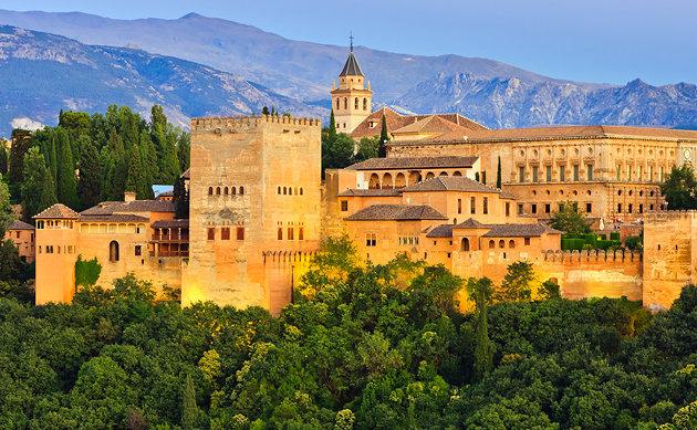 La Alhambra y la UdG